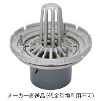 カネソウ ステンレス鋳鋼製ルーフドレイン たて引き用 打込型 外断熱用 屋上用(呼称200) ※メーカー直送代引不可 ESSPW-2-200