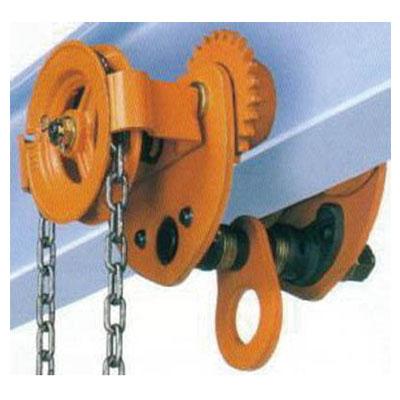 バイタル工業 バイタル ギヤードトロリー 5ton(取寄せ品) AG-50