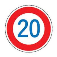 日本緑十字社 路面道路標識 路面-323-20 101108
