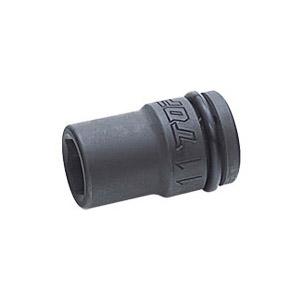 TOP 在庫一掃 インパクト用ディープソケット おしゃれ 差込角9.5mm PT-322L 22mm