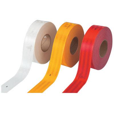 高輝度反射テープ SL983-Y ※受注生産・メーカー直送品 日本緑十字社 390013