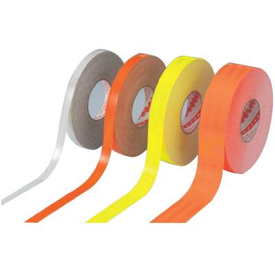 高輝度反射テープ SL3045-KYR ※受注生産品 日本緑十字社 390025
