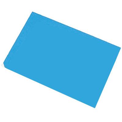 日本緑十字社 粘着クリーンマット 600×900mm ホワイトブルー ※受注生産品 322012