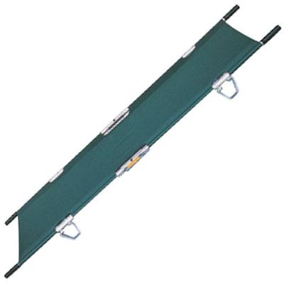 日本緑十字社 四つ折り型棒担架 6108-AF ※受注生産・メーカー直送品 244004