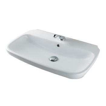 カクダイ 角型洗面器 W120×D260mm 9L ※受注生産品 #LY-493207