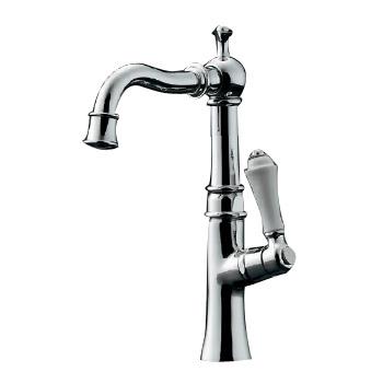 カクダイ 立水栓(トール) 90度開閉ハンドル 700-736-13