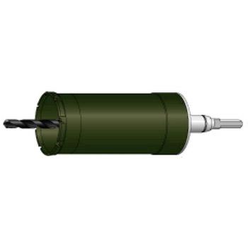 ユニカ ES単機能コアドリル 複合材用・FCタイプ ストレートシャンク 口径150×全長269mm ES-F150ST
