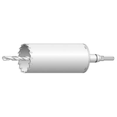 ユニカ ES単機能コアドリル 回転用 ストレートシャンク 口径220×全長269mm ES-R220ST
