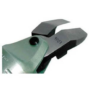 ナイル(室本鉄工) エアーニッパ替刃樹脂切断用FD9P FD9P