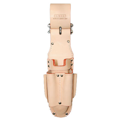 KNICKS(ニックス) チェーン式折畳式3P充電ドライバーホルダー 全長360×横幅85mm KN-103JOCDX