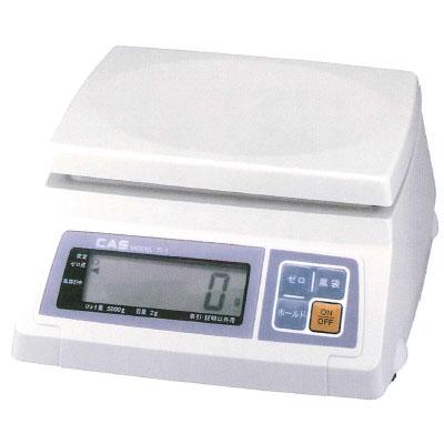 高森コーキ デジタルはかりCAS TI-1D 20kg(両面表示) TI-1D-20K