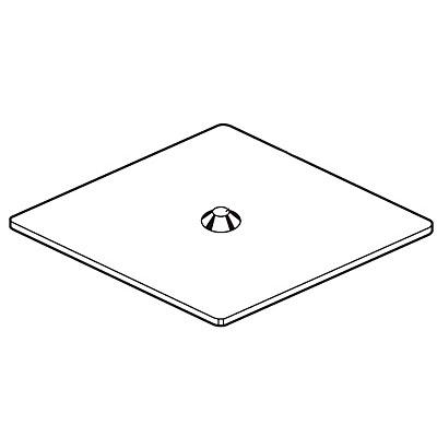 【絶品】 ロイヤル 角ベース 460mm Aニッケルサテン 受注生産品 KB, 谷汲村 f4b8d24e