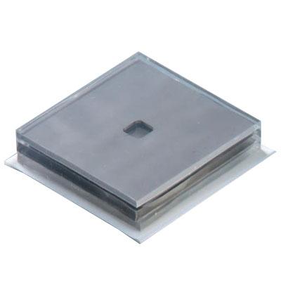 ステンレスWサンド耐震ゲル 10t×40 1箱8枚価格 ※メーカー取寄品 シロクマ EP-20