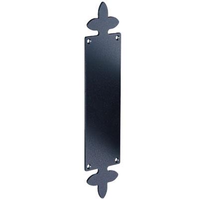 シロクマ アンティーク押板クローバー 315mm Nブラック 1箱6枚価格 ※メーカー取寄品 NO-282