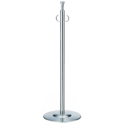 シロクマ フロアパーティションポール クローム/鏡面 1本価格 ※メーカー取寄品 FPP-1304