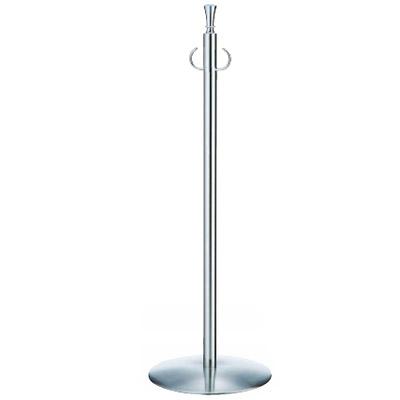シロクマ フロアパーティションポール クローム/鏡面 1本価格 ※メーカー取寄品 FPP-1253