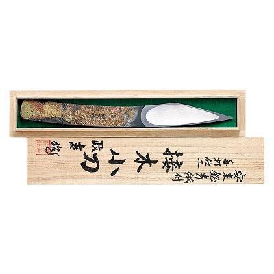 喜久和 本職用接木切出(桐箱入)215mm 1336