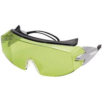 トラスコ レーザー用保護メガネ YAG用 TLSG-YG