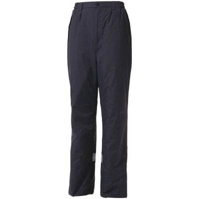 トラスコ 暖かパンツ Lサイズ ブラック TATBP-L-BK