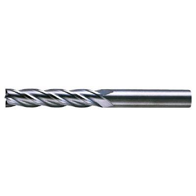 三菱マテリアル 4枚刃超硬センタカットエンドミル(L)9mm C4LCD0900