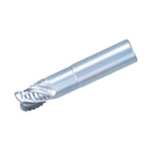 三菱マテリアル アルミ加工用ラフィングラジアスエンドミル(S) CSRARBD2500R500