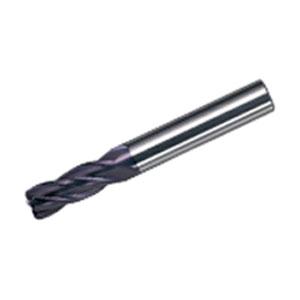 三菱マテリアル 4枚刃ミラクルラジアスエンドミル(J)1R×12 VC4JRBD1200R0100