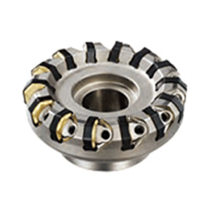 三菱マテリアル スーパーダイヤミル(鋳鉄高送り用)16枚刃 外径160 取付穴40-R AHX640W-160C16R