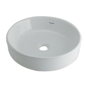 カクダイ 丸型洗面器 ※メーカー直送品 #DU-2321440000