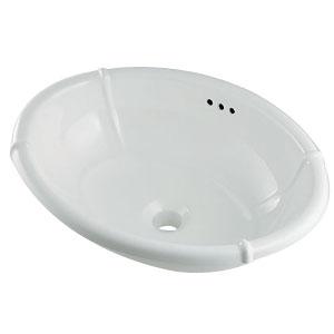 カクダイ 丸型洗面器 容量7.4L #LY-493209