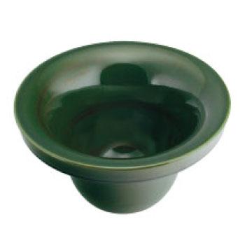 丸型手洗器 青竹 カクダイ 493-099-GR