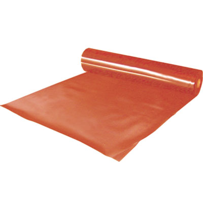 MF エンビシート オレンジ 0.3mmt×1000mm幅×30m巻(5本価格) メーカー直送品代引利用不可