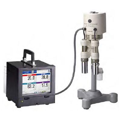 佐藤計量器 ペーパーレス温湿度記録器 ハイグロステーションMR SK-5RAD-MR ※メーカー直送品 7435-60