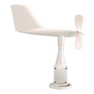 佐藤計量器 微風向風速発信器(ロガー仕様) ※メーカー直送品 7810-10