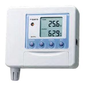 佐藤計量器 温湿度変換器 SK-RHC-C シリアル RS-485出力 ※メーカー直送品 8920-04