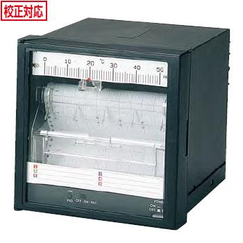 佐藤計量器 電子式記録計(アナログレコーダー 100mm幅)SKR-101P(1ペン式) ※メーカー直送品