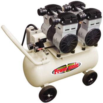 パオック 3馬力オイルレスコンプレッサ ※メーカー直送品 ROL-3039
