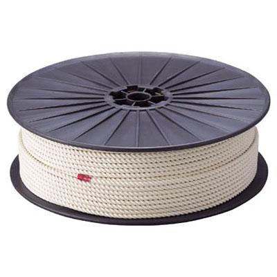トラスコ 綿ロープ(3つ打タイプ)12mm×100m(1巻価格) R-12100M