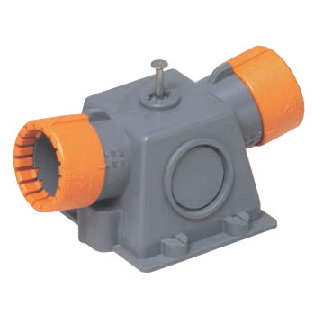 CD単層波付管16用プラスエンド スクリュー釘付(50個価格) 未来工業 CDE-16WPGK