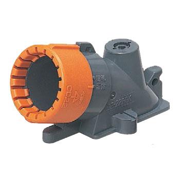 F・ころエンド Gタイプ 釘無 CD単層波付管28用(50個価格) 未来工業 CDE-28FGKN