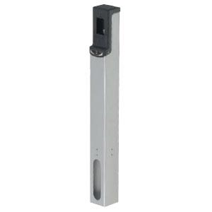 未来工業 給電ポール(埋設タイプ)ショートタイプ シルバー(1個価格) MRPS-1