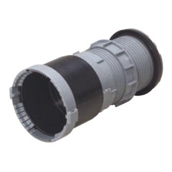 スリーブコネクタ 防水パッキン付 適合管ミラレックスF 150(1個価格) 未来工業 FEKS-150P