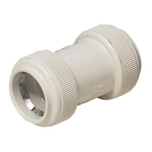 PF管用カップリング ワンタッチ型 ミルキーホワイト(50個価格) 未来工業 FPC-36YM