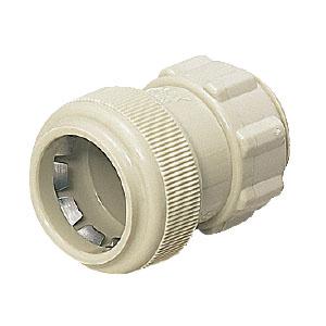 PF管用 ワンタッチ型コネクタ ベージュ(50個価格) 未来工業 FPK-36Y