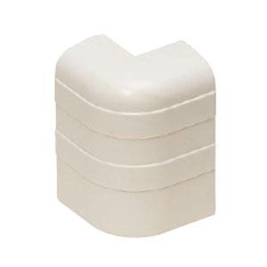 巾木モール付属品出ズミ 茶色(200個価格) 未来工業 PHMD-55B