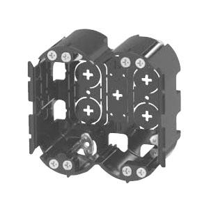 小判穴ホルソー用パネルボックス 2ヶ用(20個価格) 未来工業 SBP-2GY