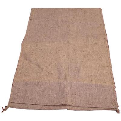 小泉製麻 麻土嚢袋(土のう袋) 大 600×1000mm 25枚