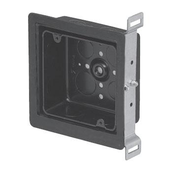 耐火遮音スタットレットボックス 中形四角(浅型)(10個価格) 未来工業 MTKB-MA3-CS