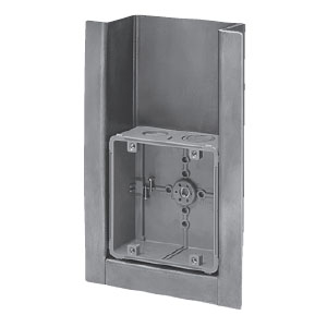 X線防護用アウトレットボックス 大形四角(深型)(1個価格) 未来工業 CDO-5BX3-1