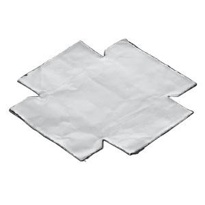 あと付け遮音カバー 埋込スイッチボックス用(樹脂・鉄製)2ヶ用(10枚価格) 未来工業 CSS-CSW2