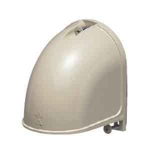 引込みカバーフード(クイックタイプ)ミルキーホワイト(20個価格) 未来工業 WKF-2CM